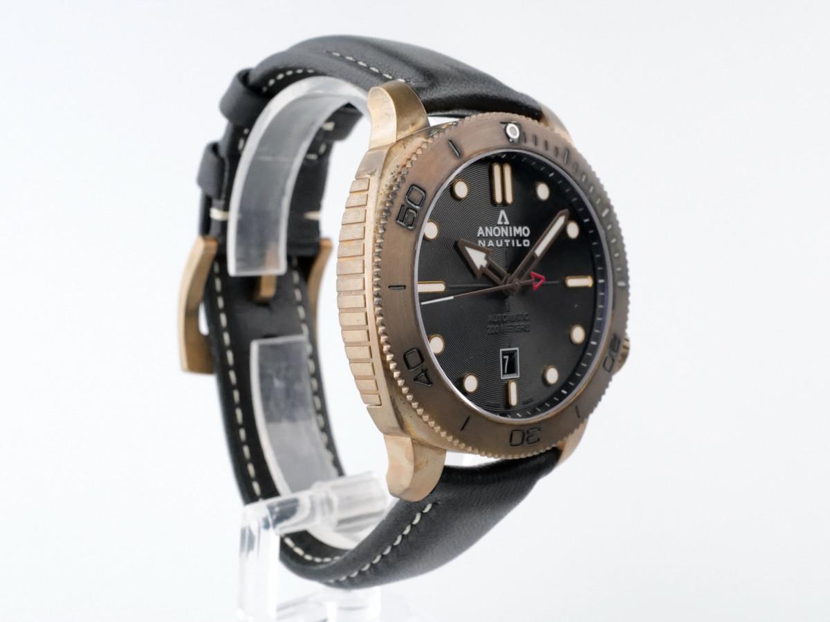 Швейцарские часы Anonimo Nautilo Bronze