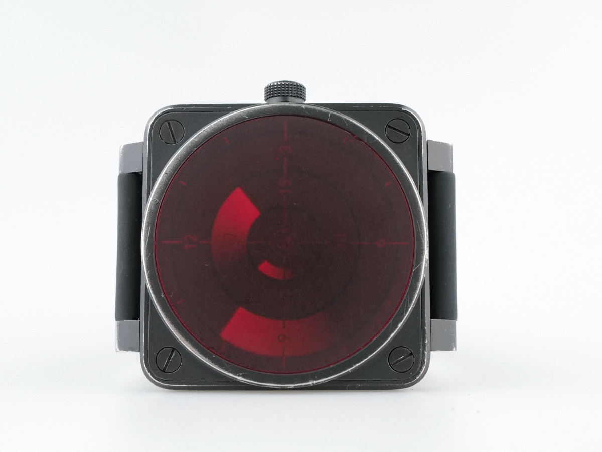 Швейцарские часы Bell & Ross Red Radar Limited