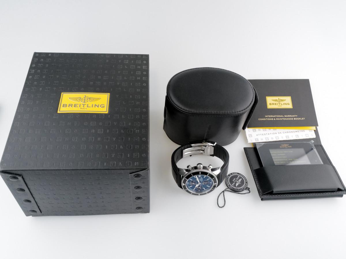 Швейцарские часы Breitling Superocean Heritage Chronograph