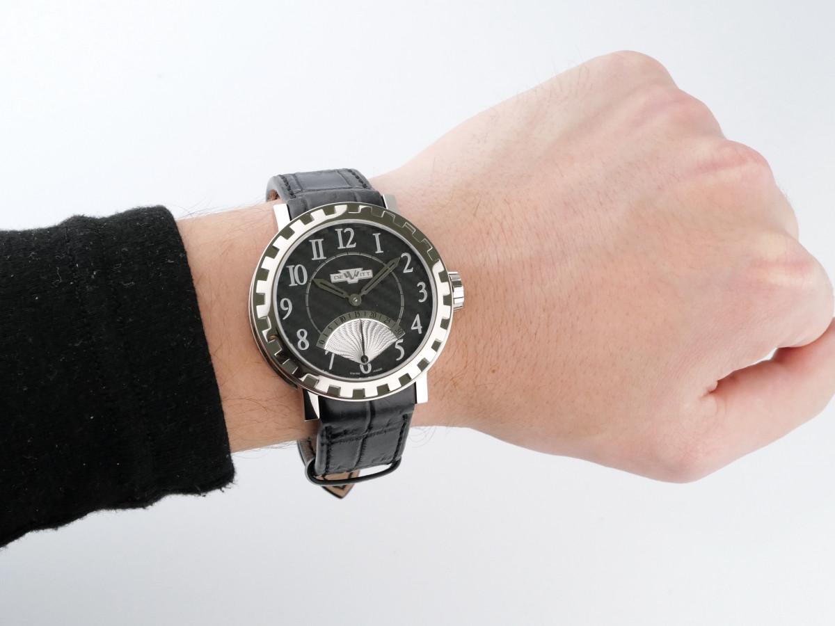 Швейцарские часы DeWitt Seconde Retrograde