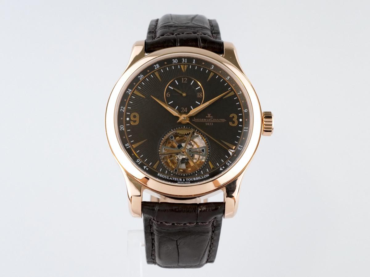 Швейцарские часы Jaeger-LeCoultre Master Grand Tourbillon