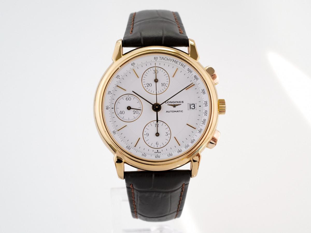 Швейцарские часы Longines La Grande Classique Chronograph