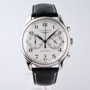 Швейцарские часы Longines Master Collection Chronograph