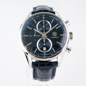 Швейцарские часы TAG Heuer Carrera Calibre 1887 Chronograph