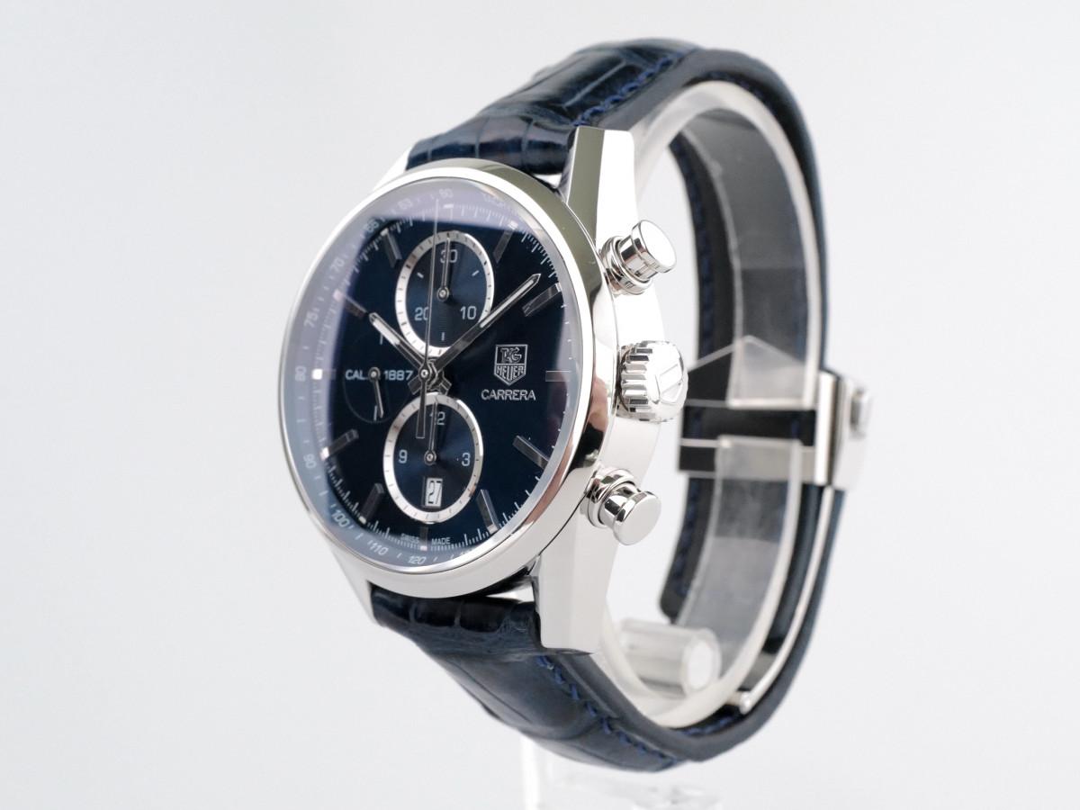 Швейцарские часы TAG Heuer Carrera Calibre 1887 Chronograph