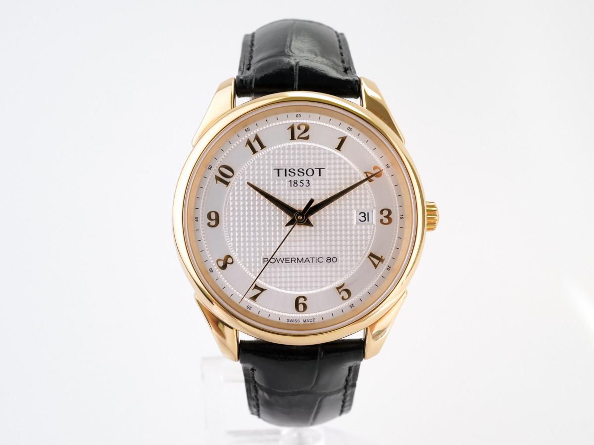 Швейцарские часы Tissot T-Gold Vintage Powermatic 80