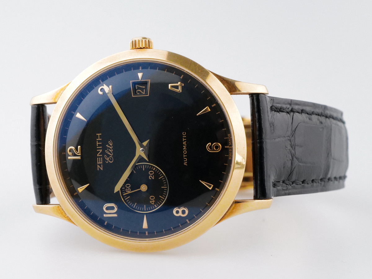 Швейцарские часы Zenith Elite Class Automatique Small Seconds