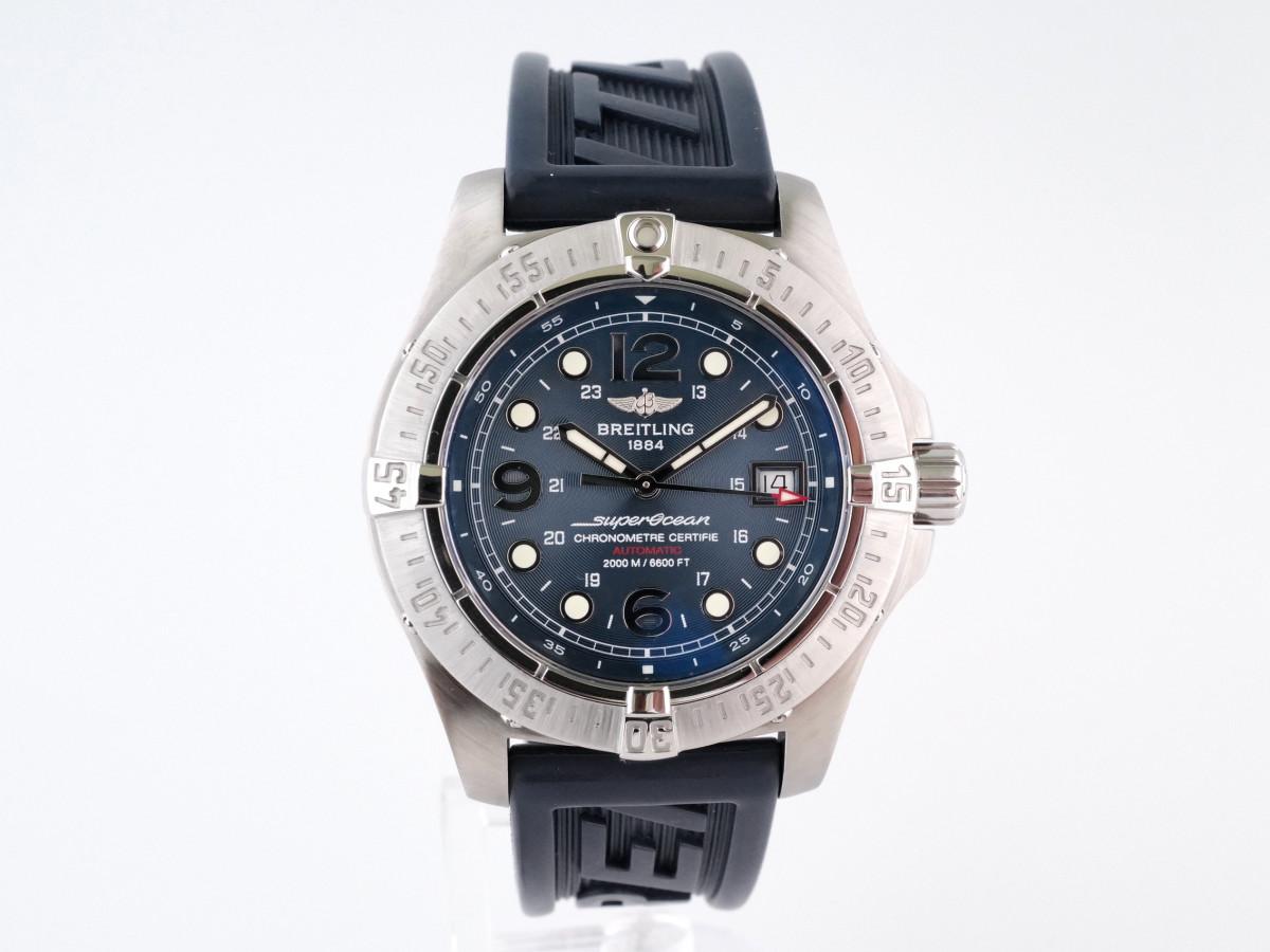 Швейцарские часы Breitling Superocean