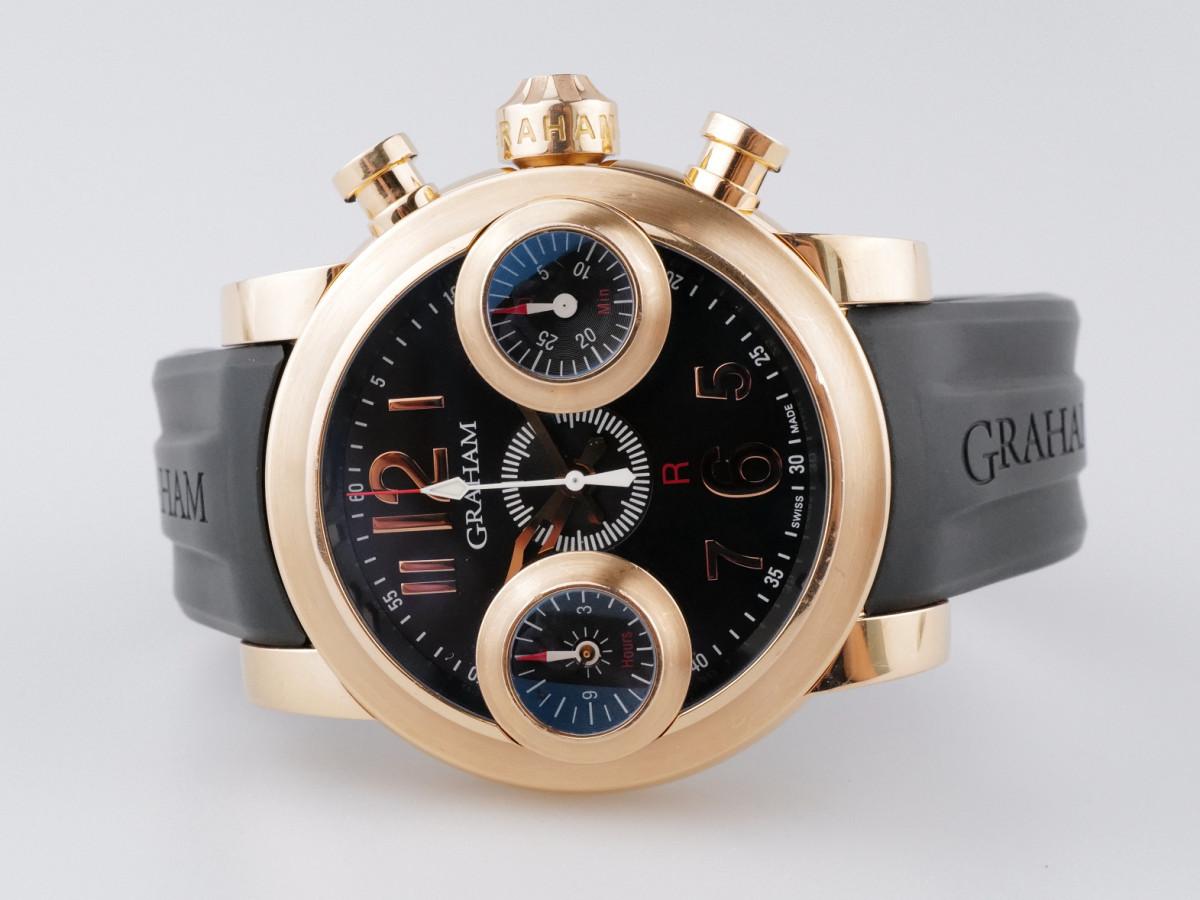Швейцарские часы Graham Swordfish 18K Gold