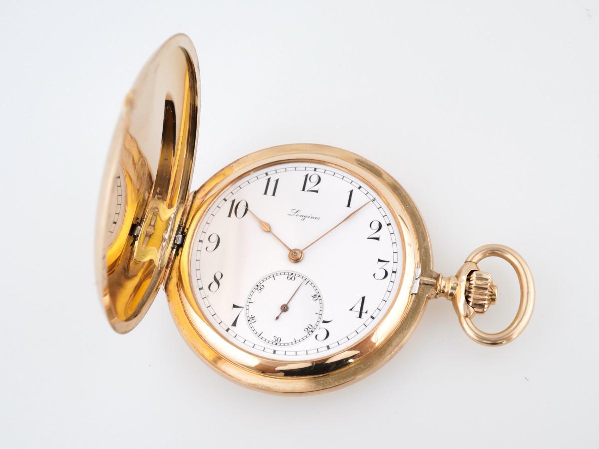 Швейцарские часы Longines 5 Grands Prix 14K Gold