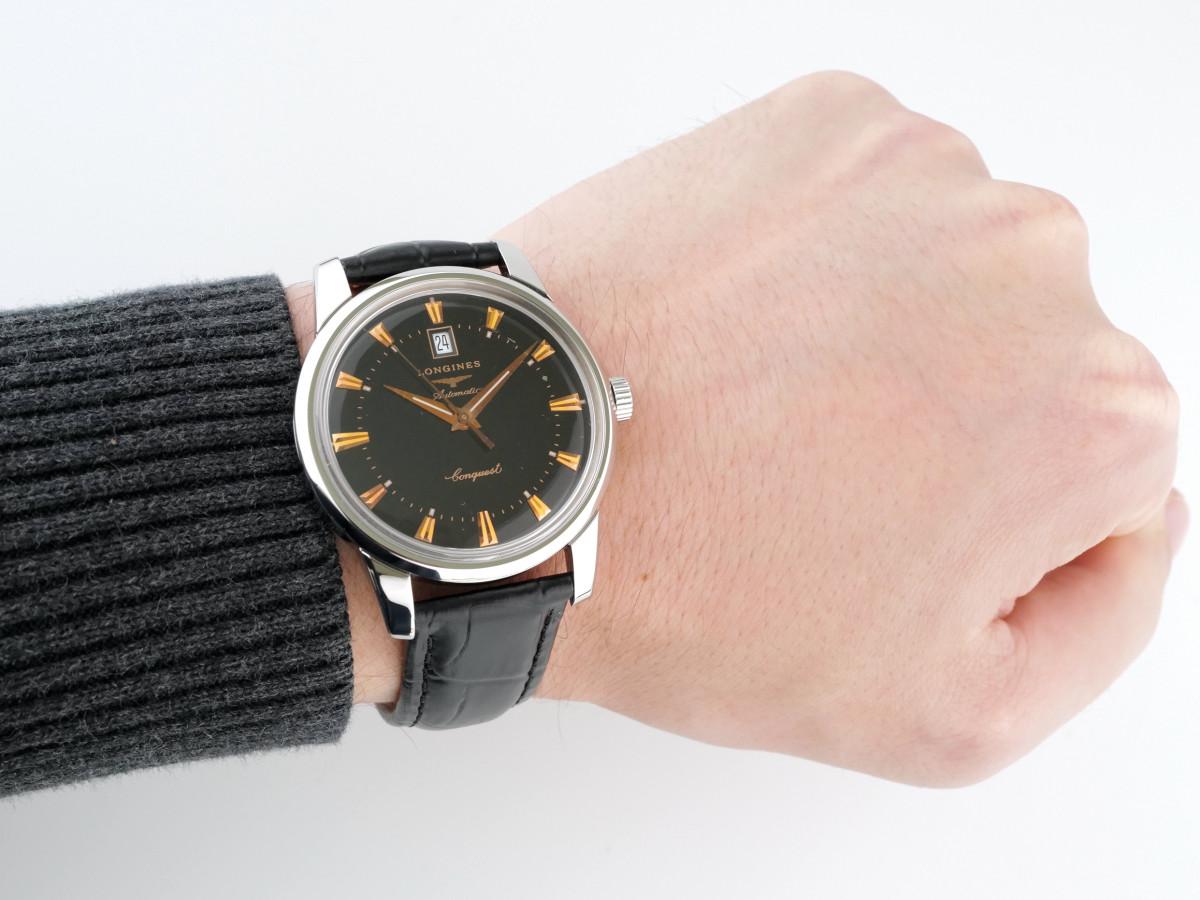 Швейцарские часы Longines Conquest Heritage
