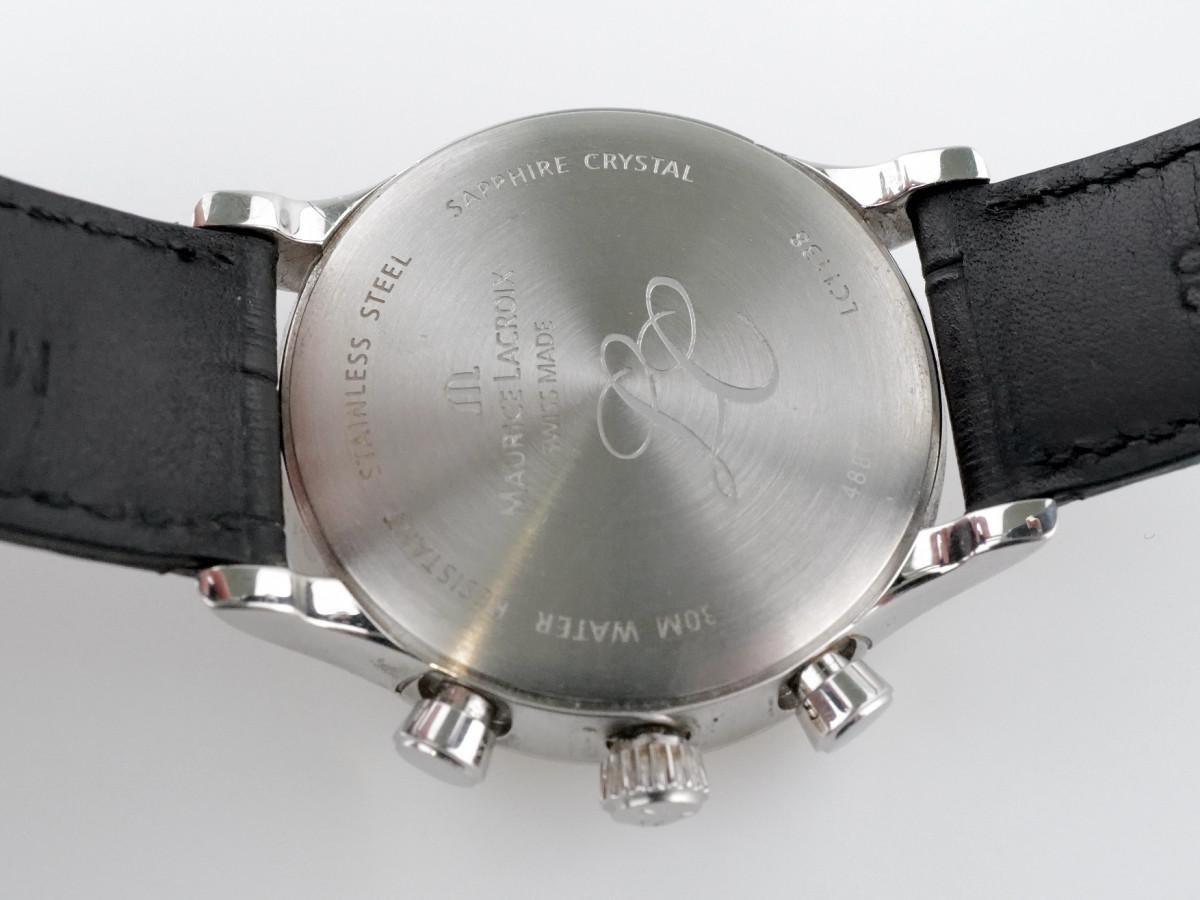 Швейцарские часы Maurice Lacroix Les Classiques Chronograph Phase de Lune