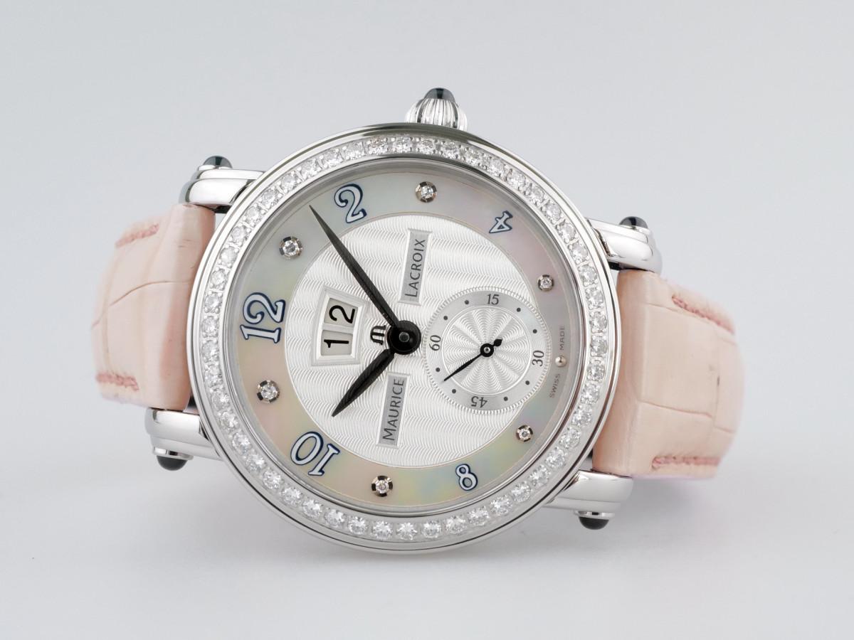 Швейцарские часы Maurice Lacroix Masterpiece Grand Guichet Dame