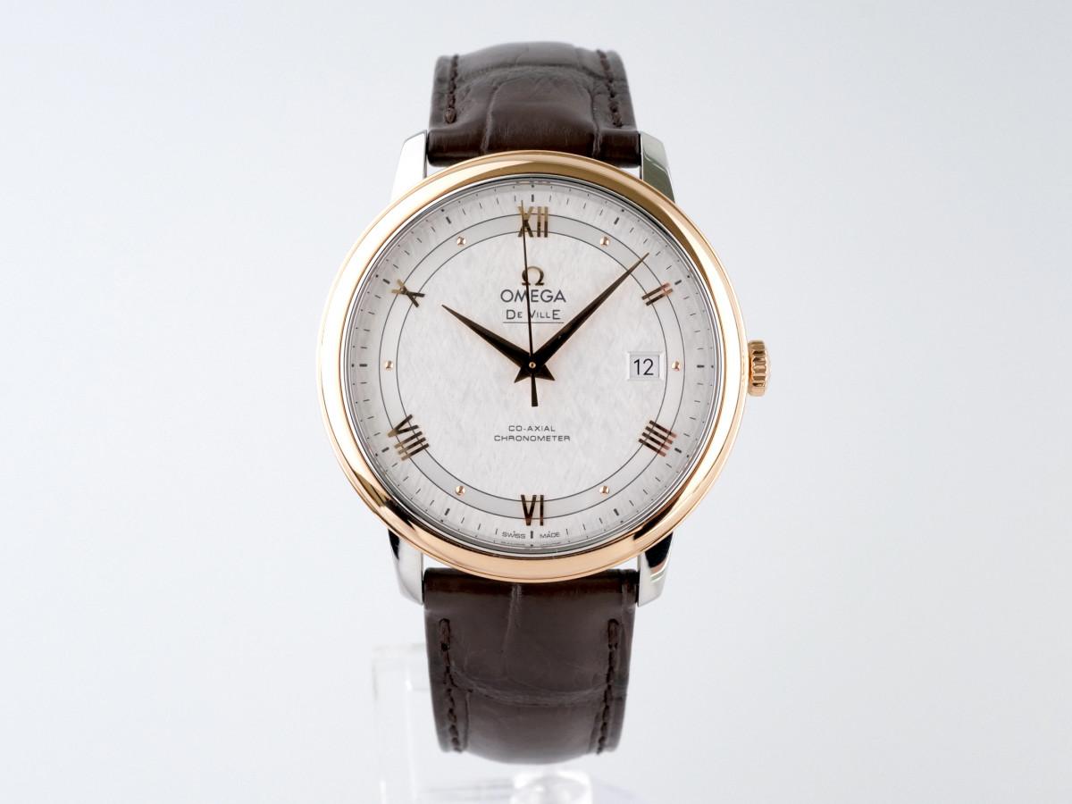 Швейцарские часы De Ville Prestige Co-Axial Chronometer
