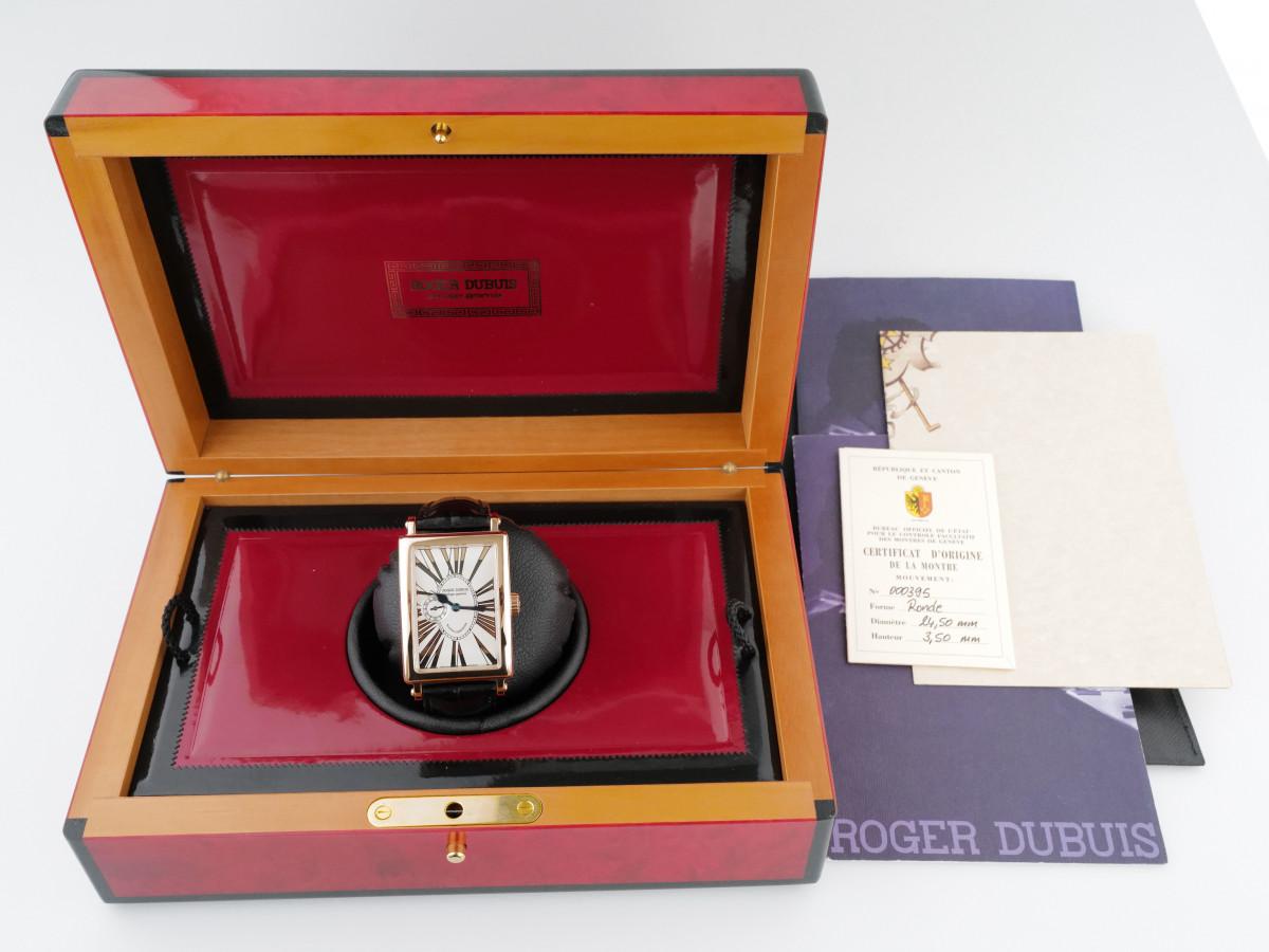 Швейцарские часы Roger Dubuis Much More