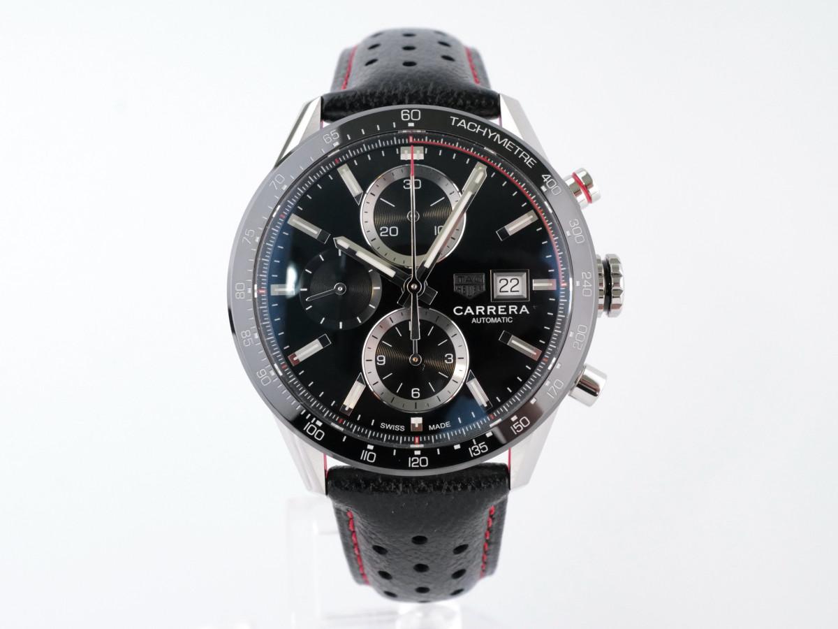 Швейцарские часы Tag Heuer Carrera Calibre 16