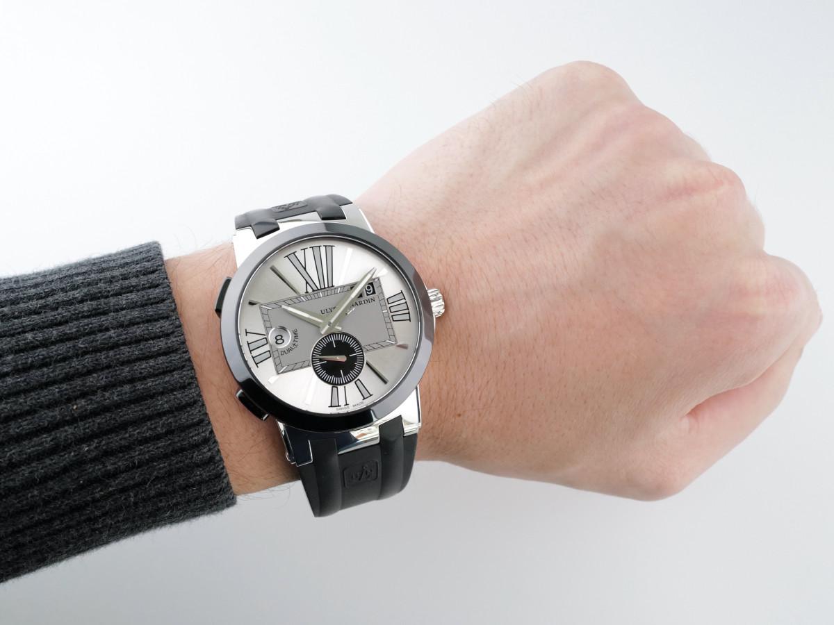 Швейцарские часы Ulysse Nardin Executive Dual Time