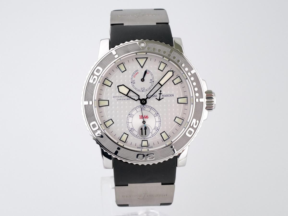 Швейцарские часы Ulysse Nardin Maxi Marine