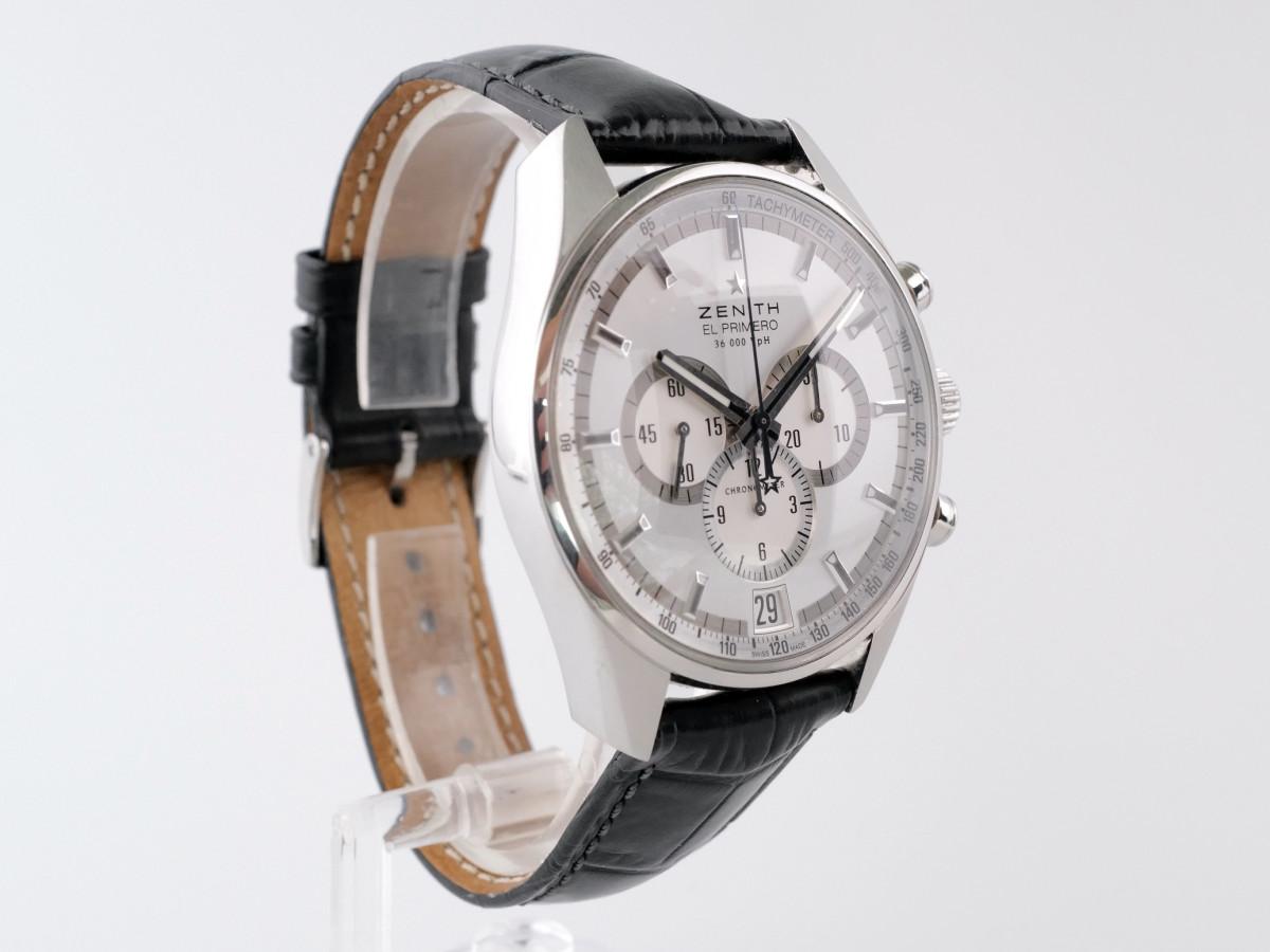 Швейцарские часы Zenith El Primero Chronograph