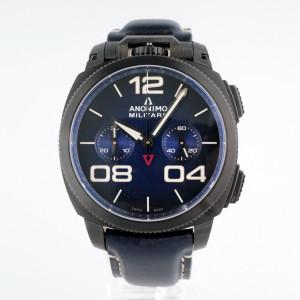 Швейцарские часы Anonimo Militare Chronograph