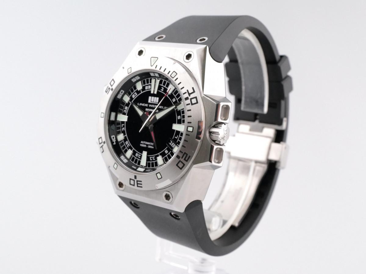 Швейцарские часы Linde Werdelin Biformeter GMT
