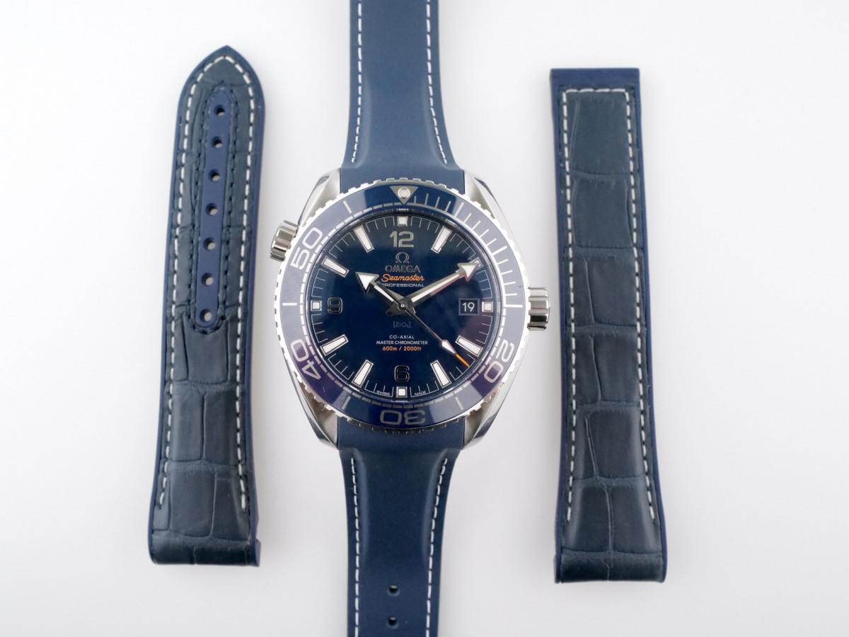 Швейцарские часы Omega Seamaster Planet Ocean 600M Co-Axial Master Chronometer