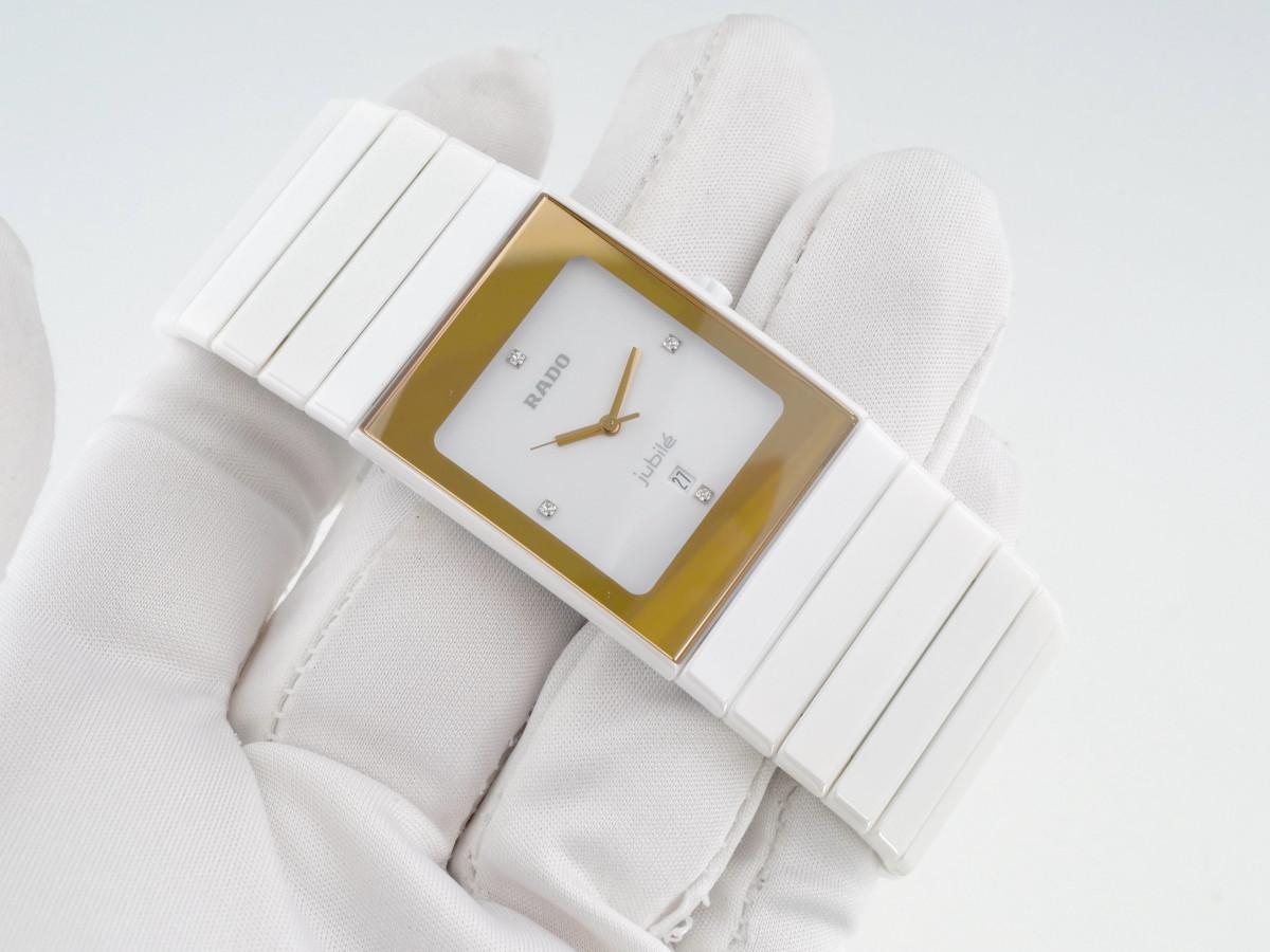 Швейцарские часы Rado Ceramica Jubilee