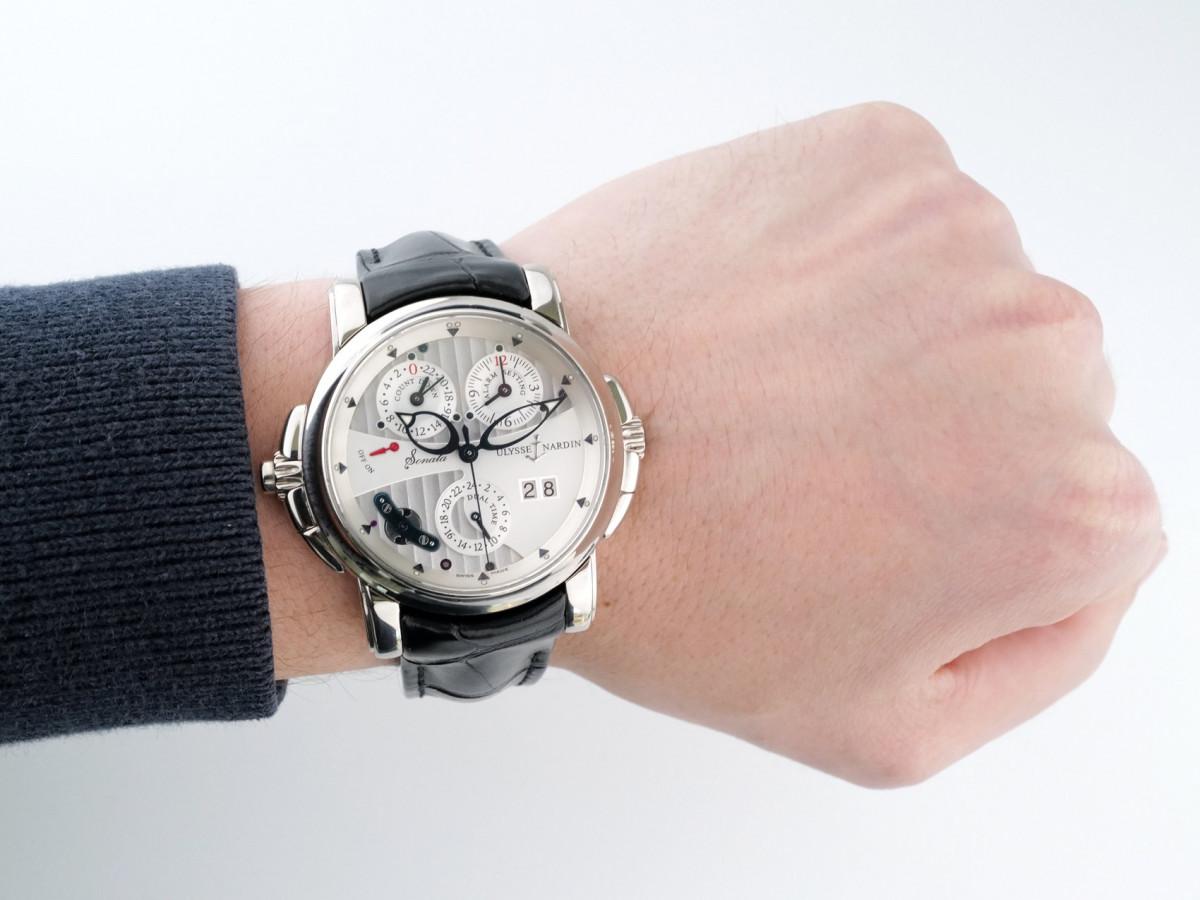 Швейцарские часы Ulysse Nardin Sonata