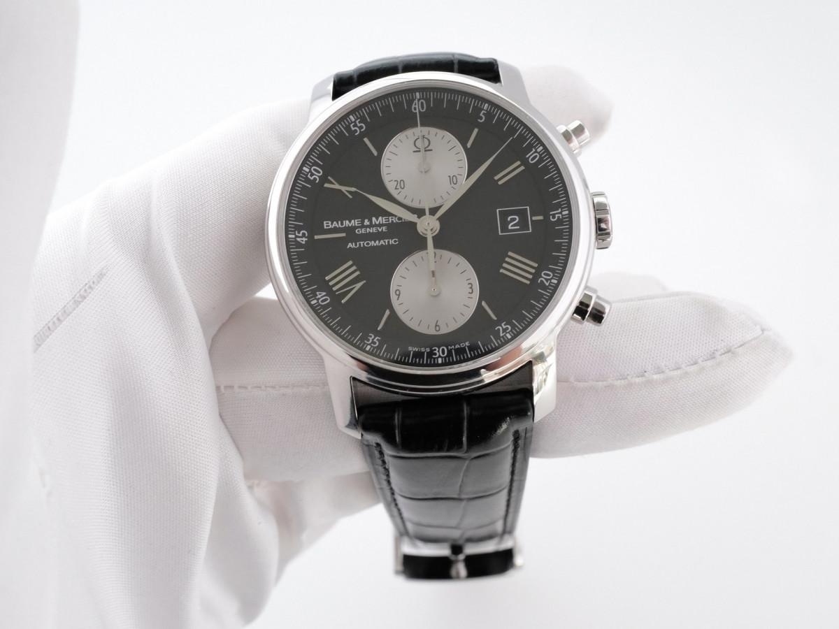 Швейцарские часы Baume Mercier Classima Chronograph XL
