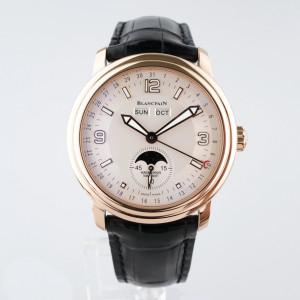 Швейцарские часы Blancpain Leman Moon Phase Complete Calendar
