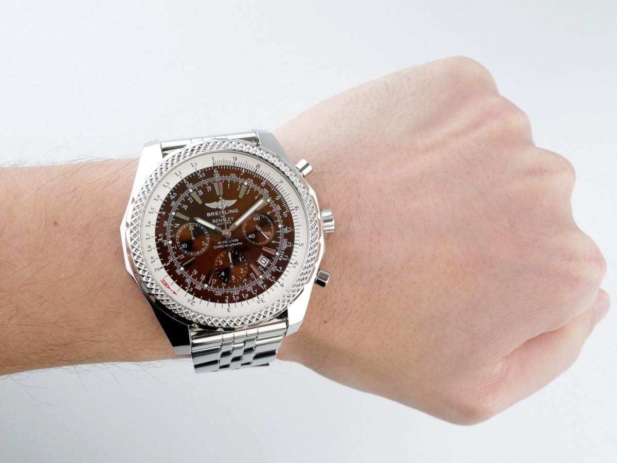 Швейцарские часы Breitling Bentley Motors