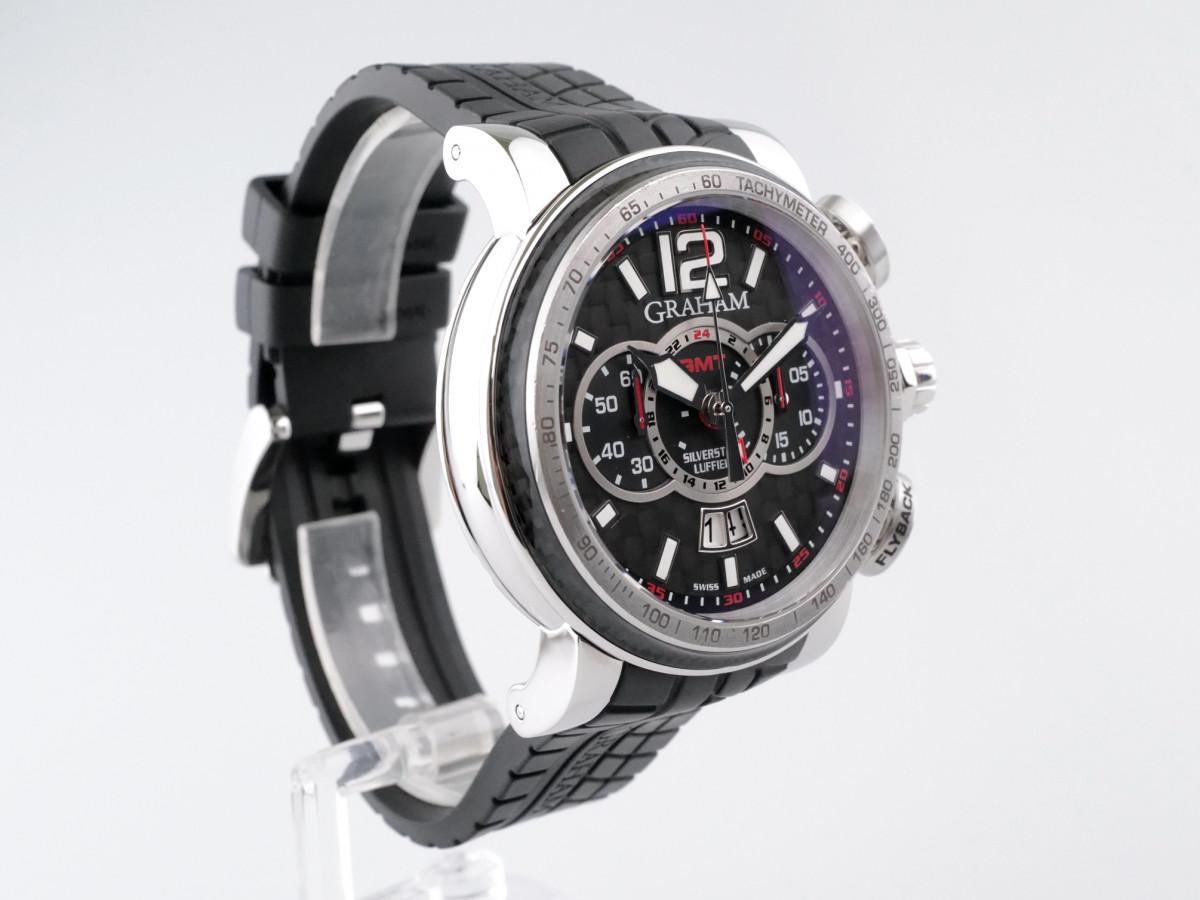Швейцарские часы Graham Silverstone Luffield GMT