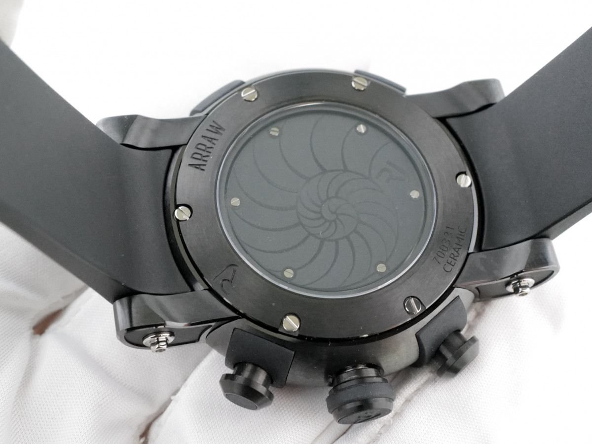 Швейцарские часы Romain Jerome Arraw Marine