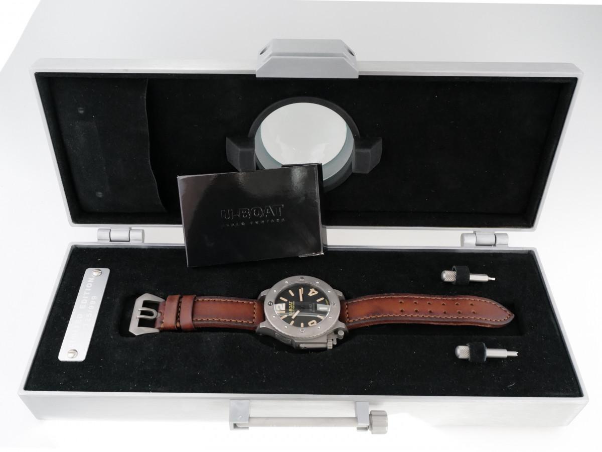 Швейцарские часы U-Boat U-42