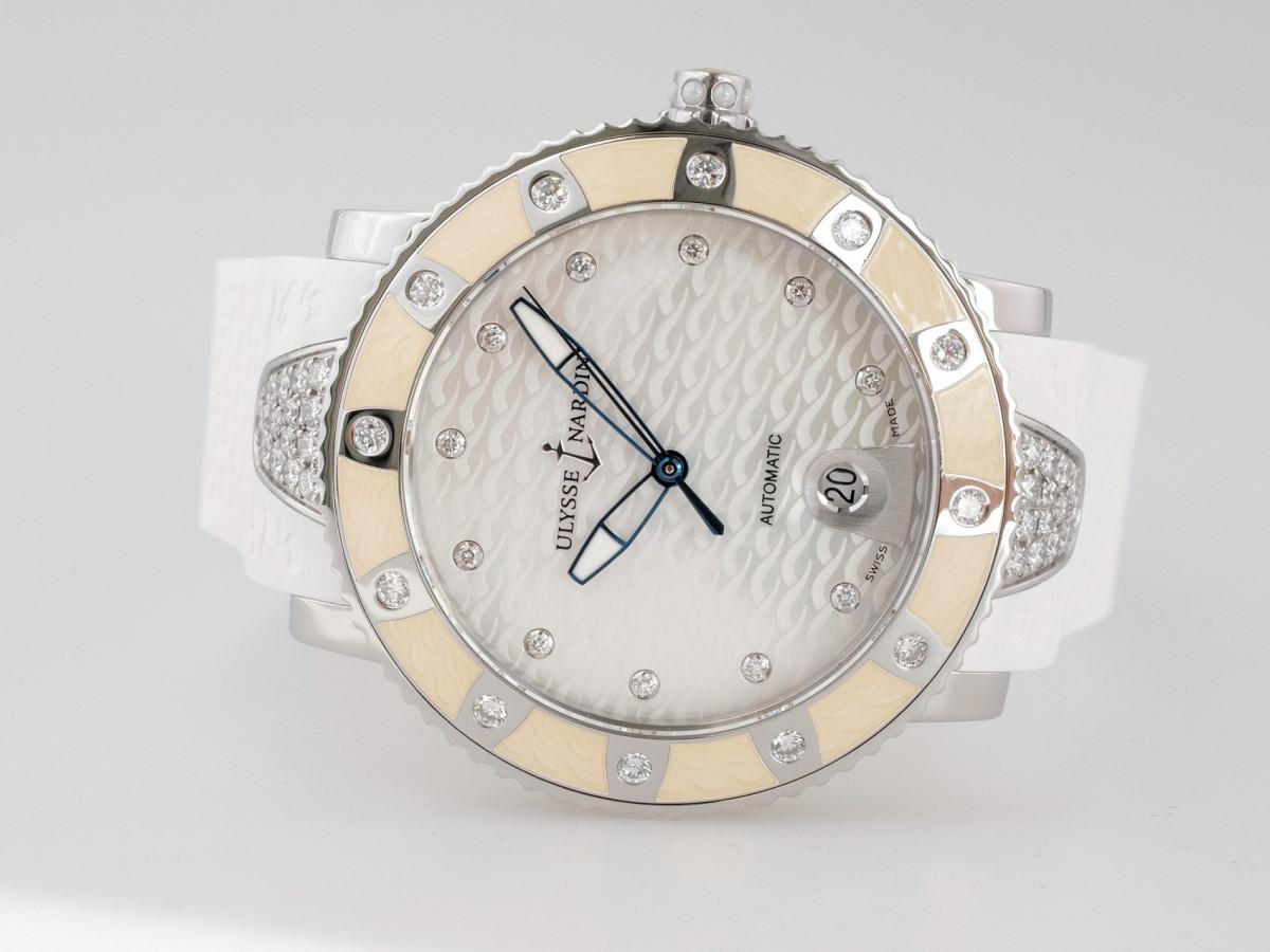 Швейцарские часы Ulysse Nardin Lady Diver Starry Night