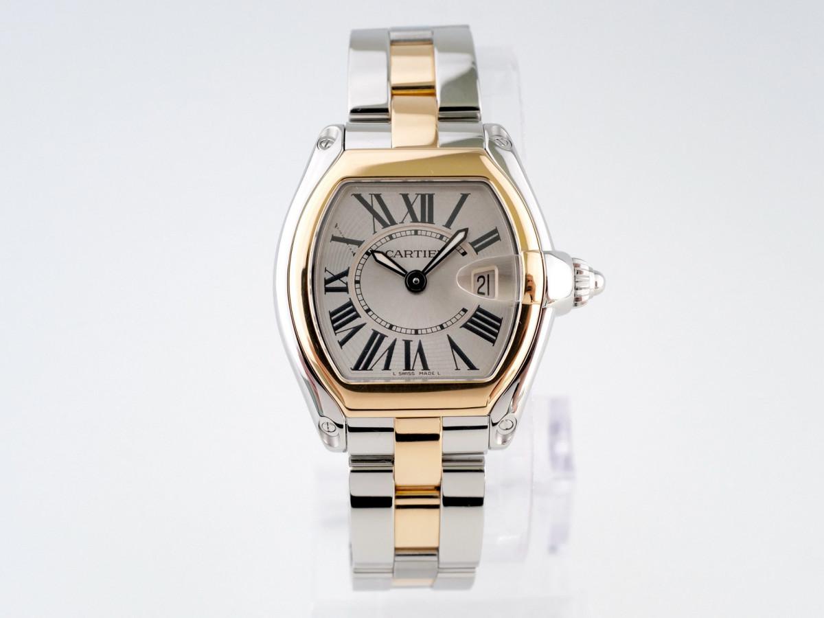 Швейцарские часы Cartier Roadster Ladies