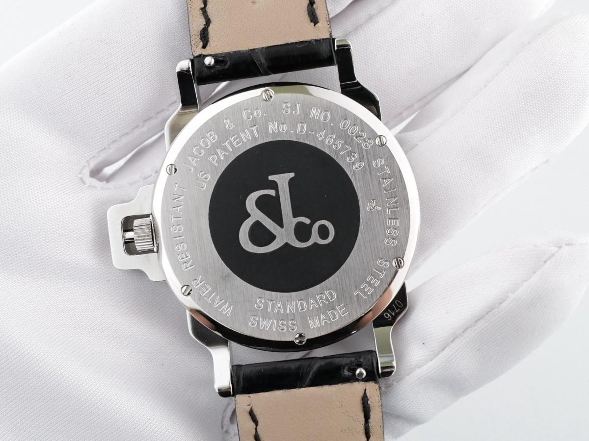 Швейцарские часы Jacob and Co. Standard Diamonds