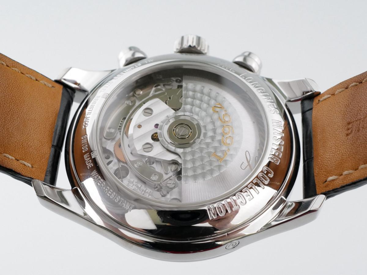 Швейцарские часы Longines Master Collection Chronograph 44
