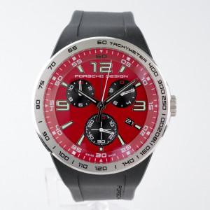 Швейцарские часы Porsche Design P6320 Flat Six Chronograph