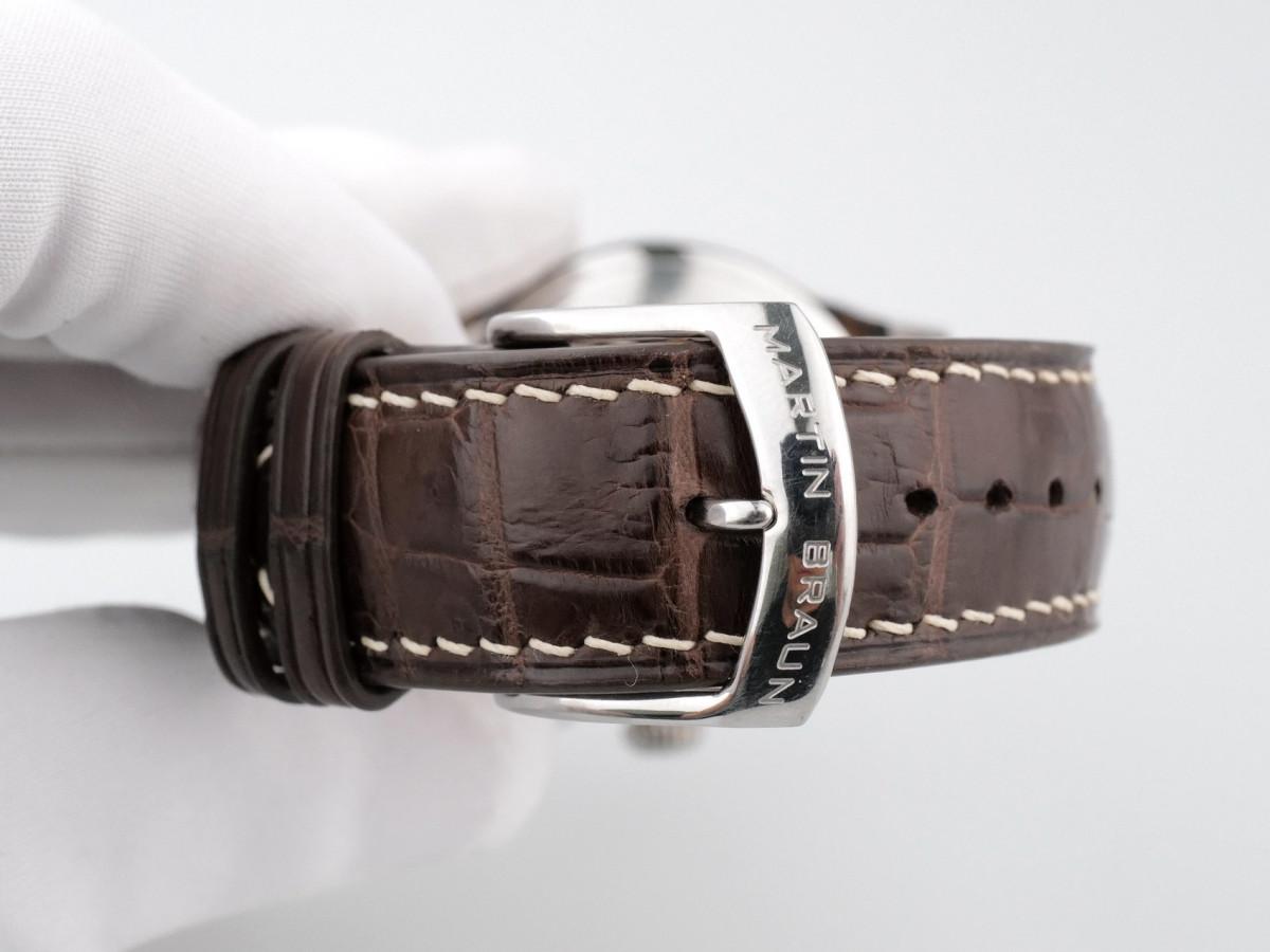 Швейцарские часы Vulcain Golden Heart Alarm