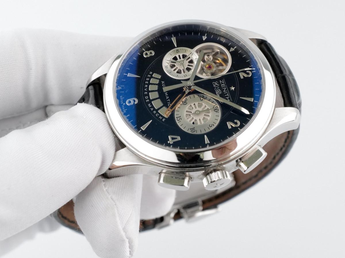 Швейцарские часы Zenith El Primero Class Open T Chronograph