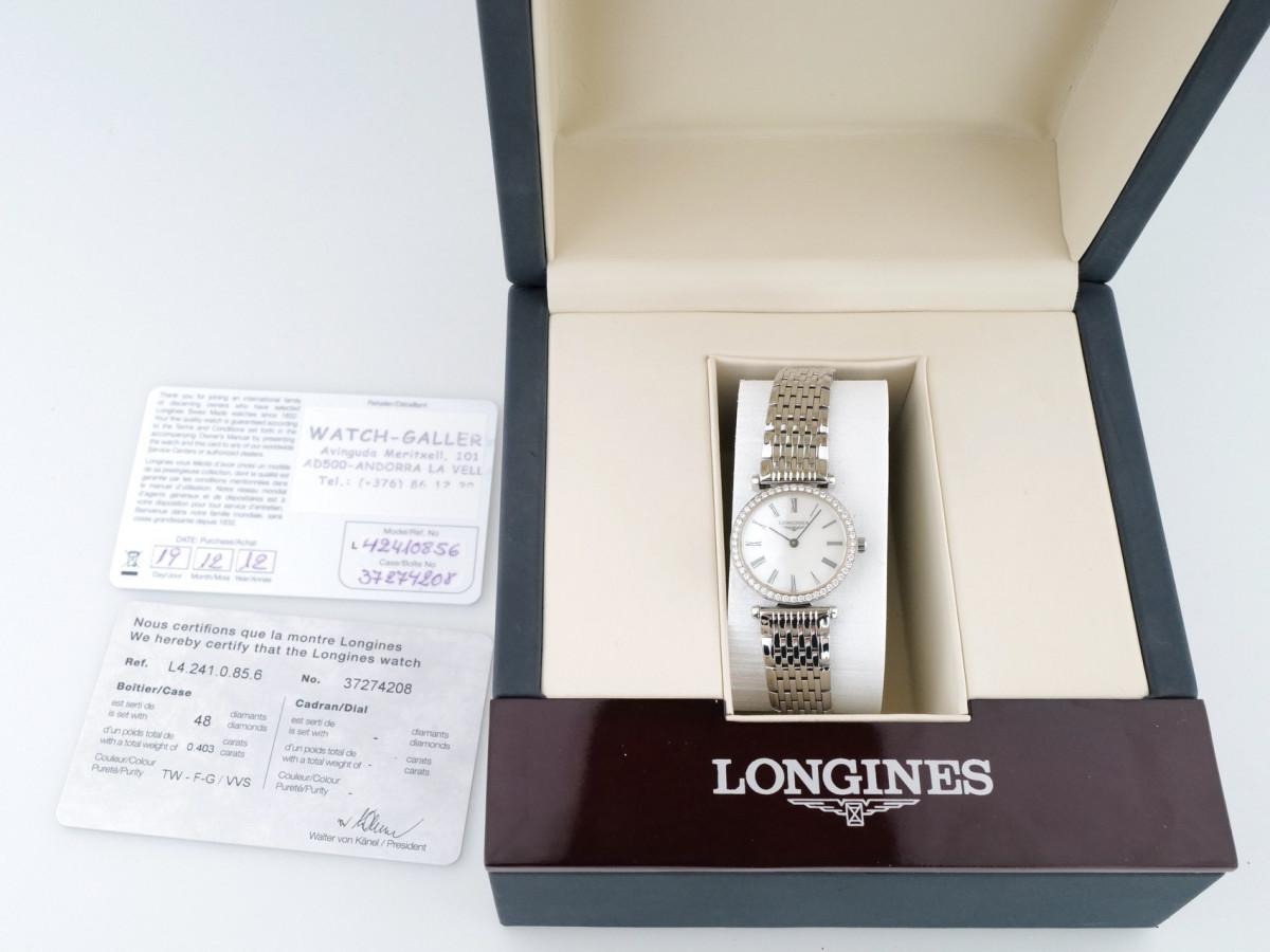 Швейцарские часы Longines La Grande Classique