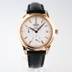 Швейцарские часы Omega De Ville Co-Axial Power Reserve 18K Gold