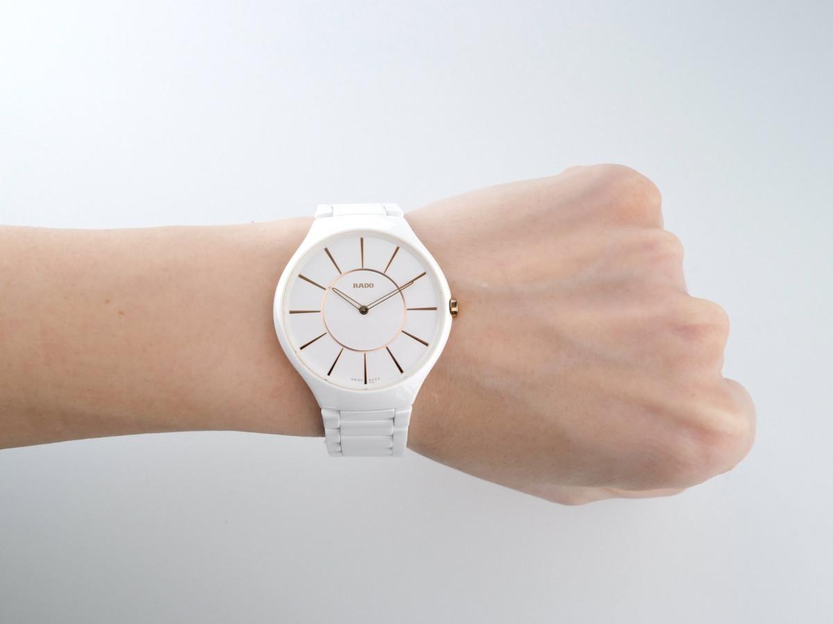 Швейцарские часы Rado True Thinline