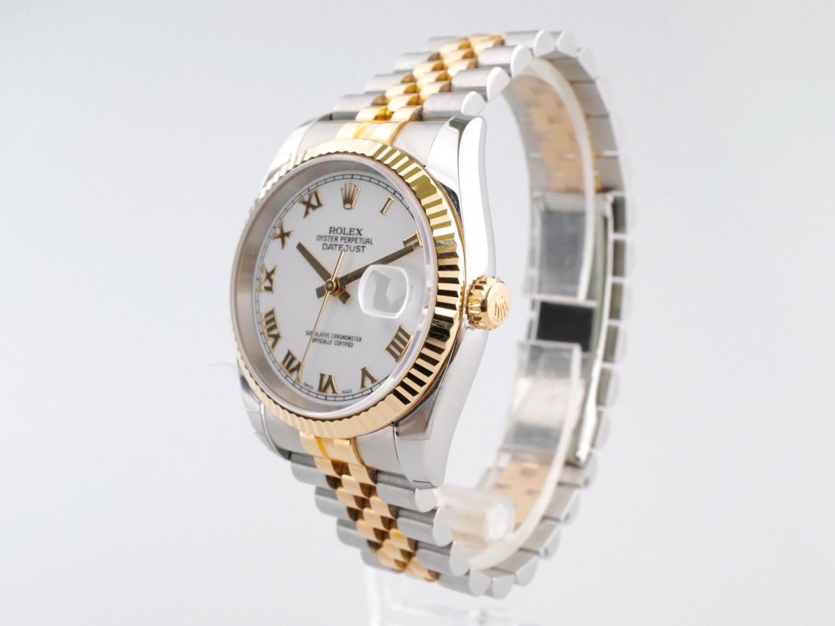 Швейцарские часы Rolex Oyster Perpetual Datejust 36 Automatic Chronometer