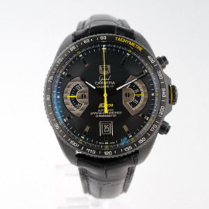 Швейцарские часы Tag Heuer Carrera Calibre 17 RS 150 Chronograph Limited