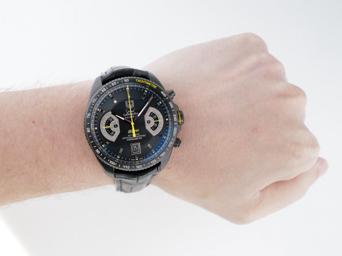 Швейцарские часы Tag Heuer Carrera Calibre 17 RS 150 Chronograph Limited