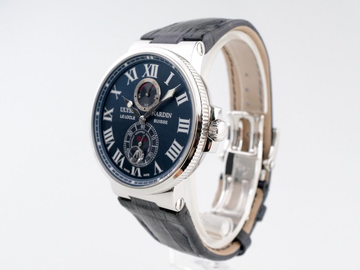 Швейцарские часы Ulysse Nardin Maxi Marine Chronometer