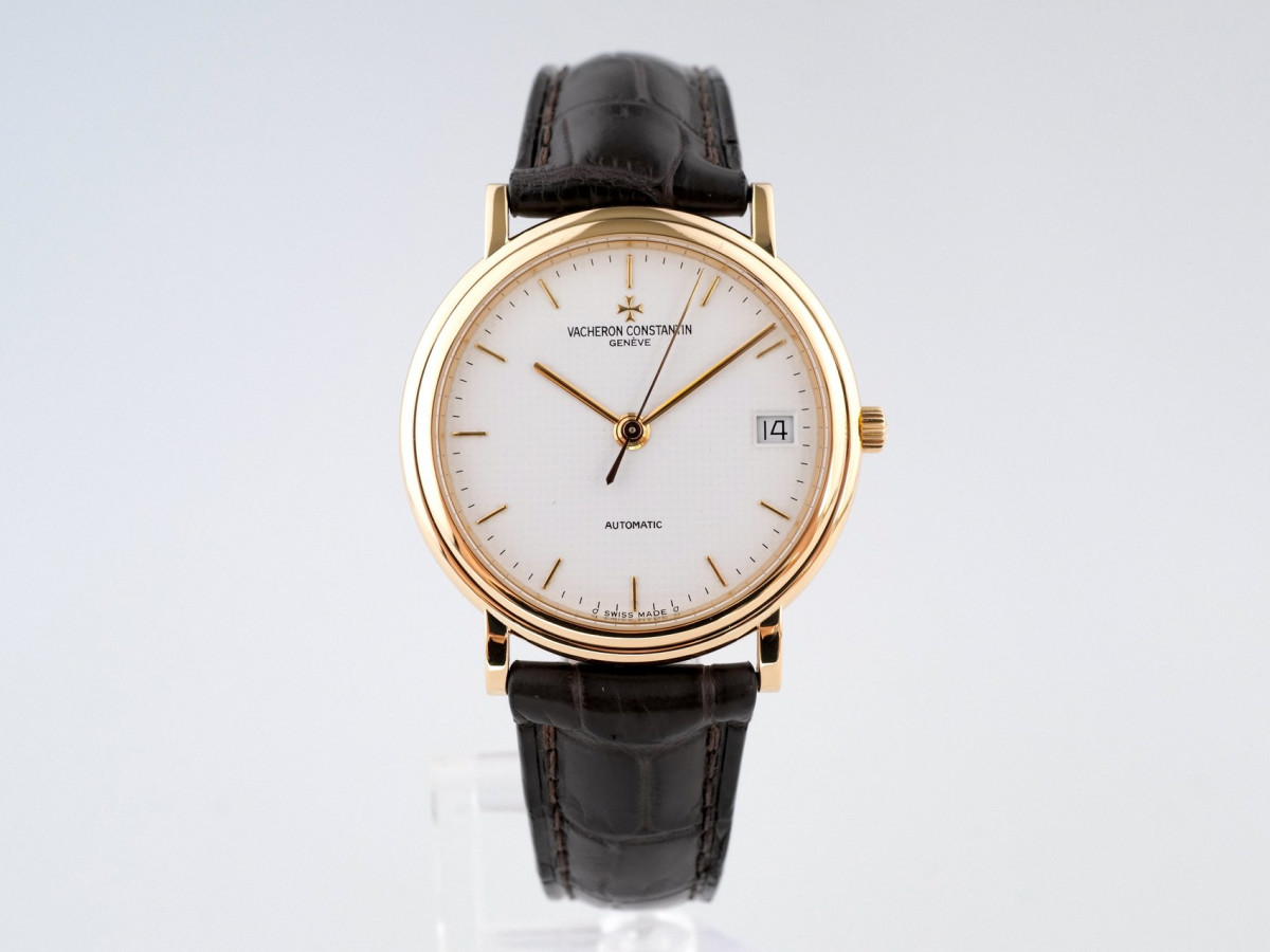 Швейцарские часы Vacheron Constantin Patrimony 18K Yellow Gold