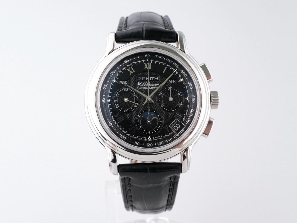 Швейцарские часы Zenith Chronomaster T El Primero